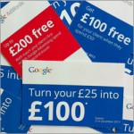 Want to get started on Google AdWords? We've Free Credit Vouchers to give away!