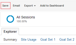 How to Edit a Shortcut in Google Analytics