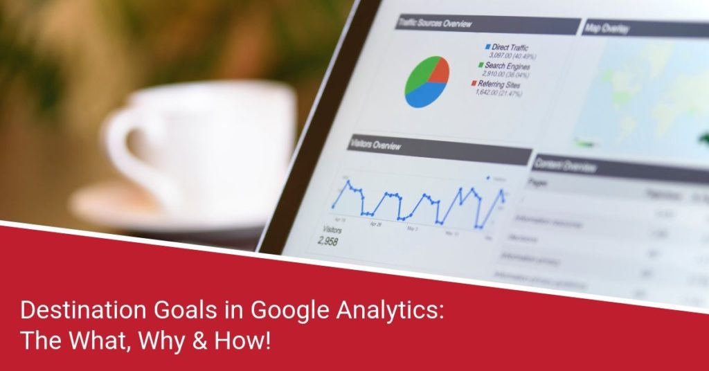 Google Analytics Destination Goals