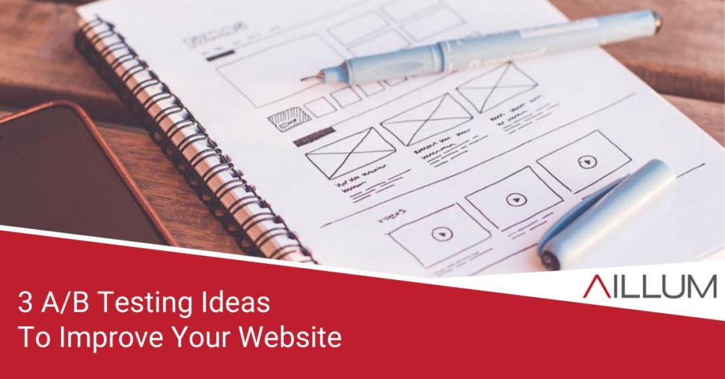 A/B Testing Ideas for your website