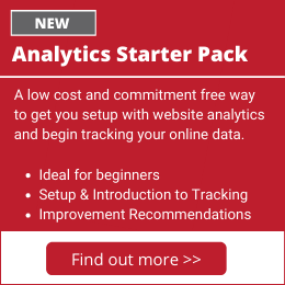 Analytics Starter Pack Blog Image